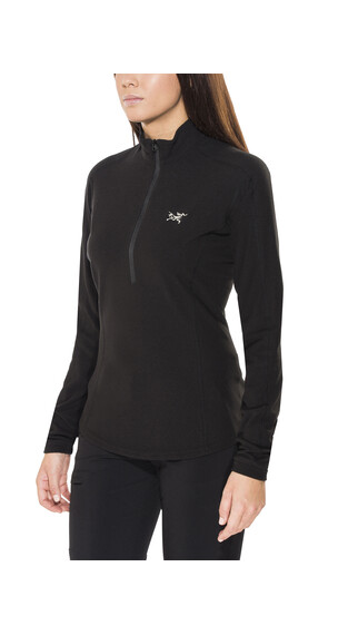Arc'teryx Delta LT sweater Dames zwart